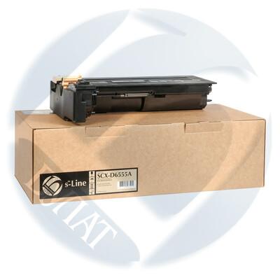 Лазерный картридж БУЛАТ s-Line SCX-D6555A для Samsung SCX-6545, SCX-4645, SCX-6555 (Чёрный, 25000 стр.), совместимый